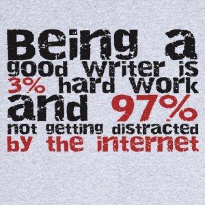 being a good writer