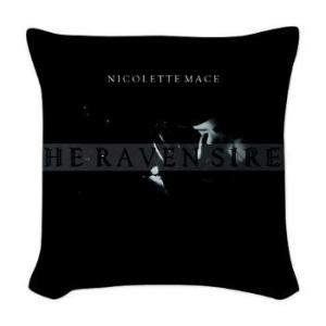 the_raven_siren_woven_throw_pillow