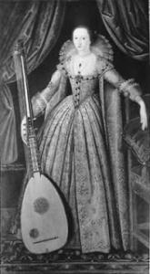 Lady Mary Wroth