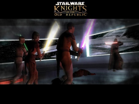 Best Retro PC Games Star Wars Knights of the Old Republic