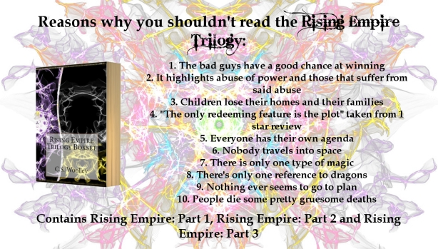 why you shouldnt read rising empire