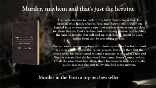 Murder in the First best seller