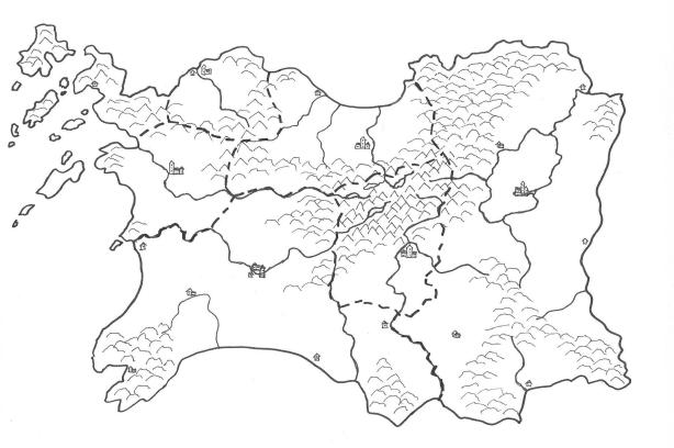 The land of Ragaris