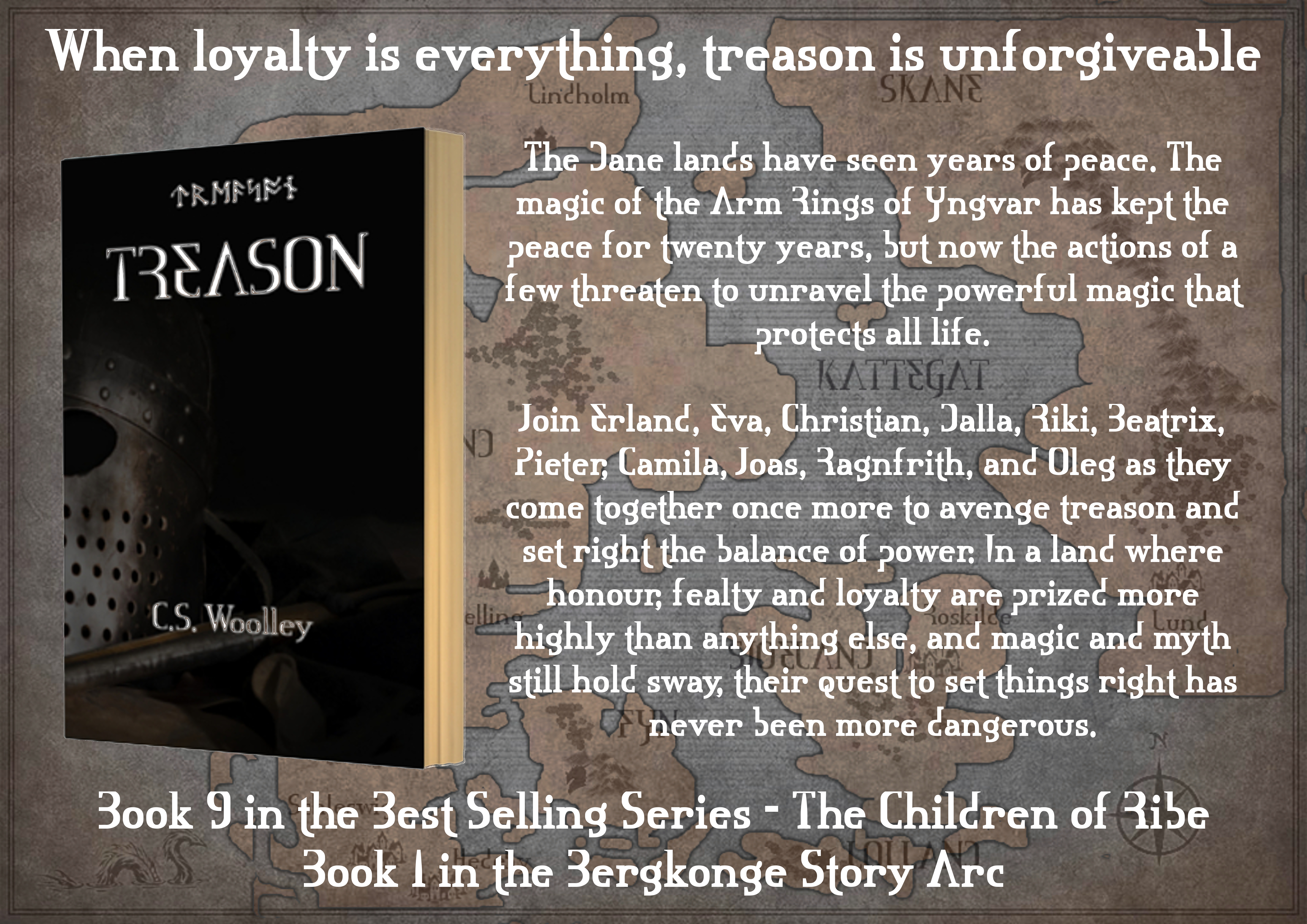 TREASON release – Mightier Than the Sword UK Publications